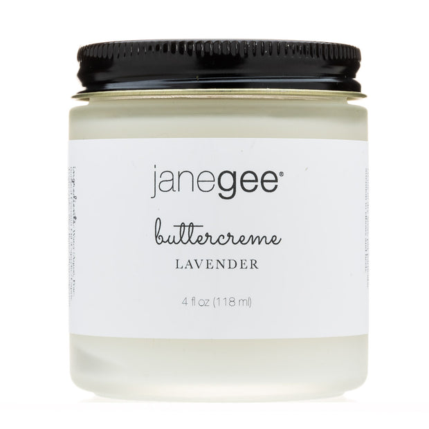 janegee Lavender Buttercreme