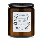 janegee Holiday Aromatherapy Candle