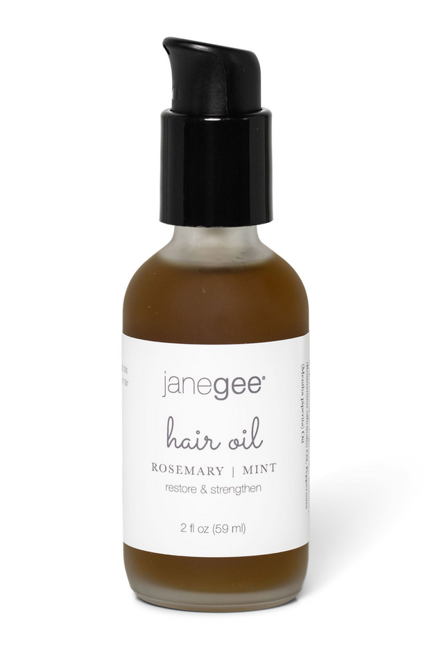 janegee Hair Oil (New Formula)