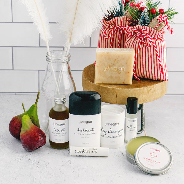 Daily Essentials Holiday Gift Set