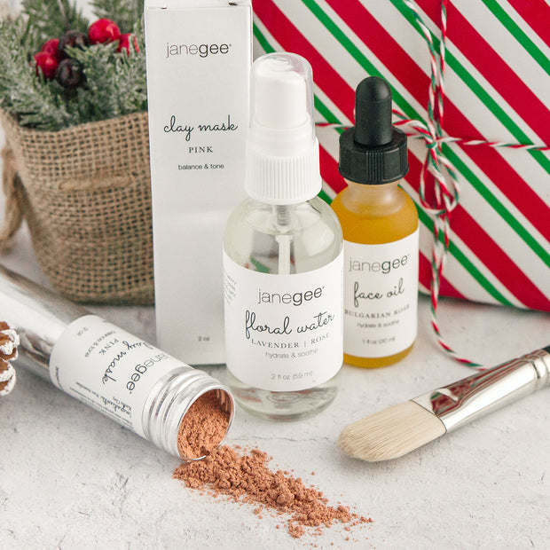 Skincare Essentials Holiday Gift Set (For All Skin Types)