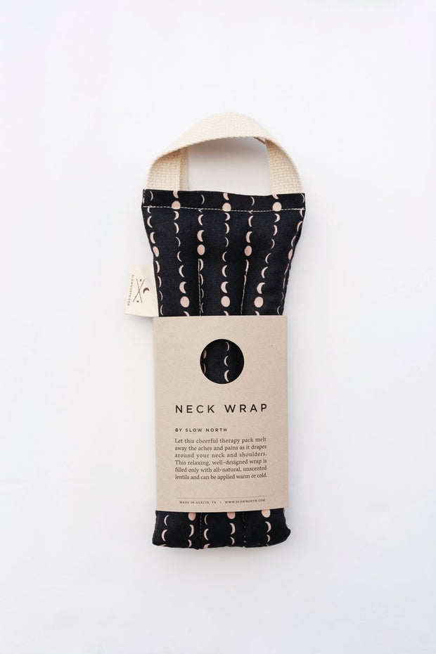 Slow North Neck Wrap Therapy Pack - Solstice