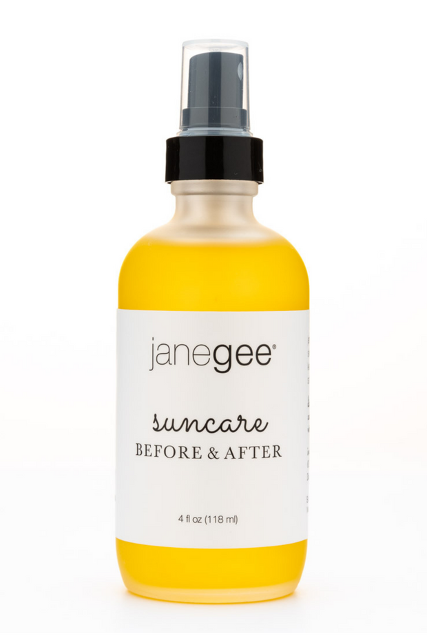 janegee Suncare Oil