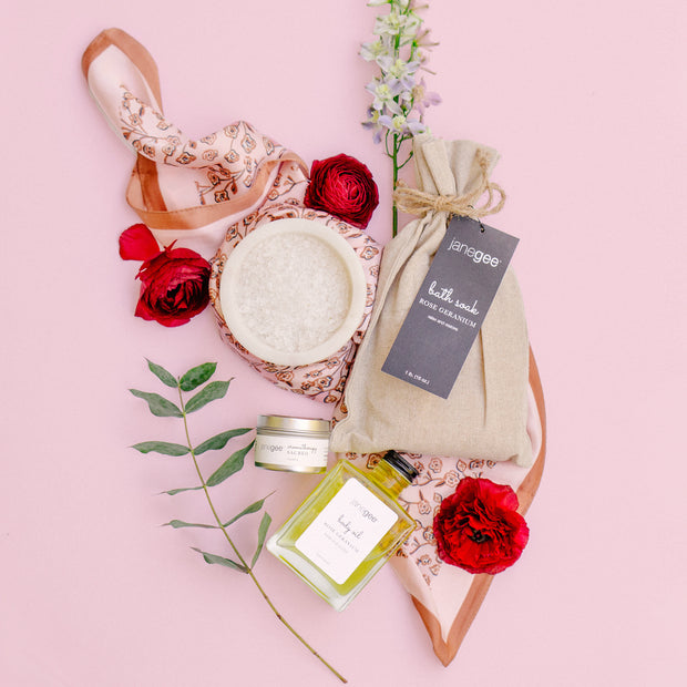 janegee Relaxation Gift Set