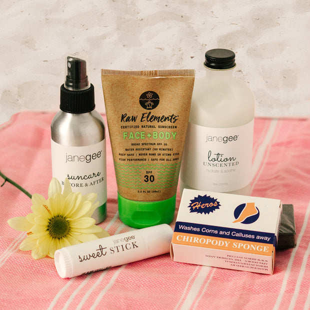 janegee Summer Essentials Gift Set