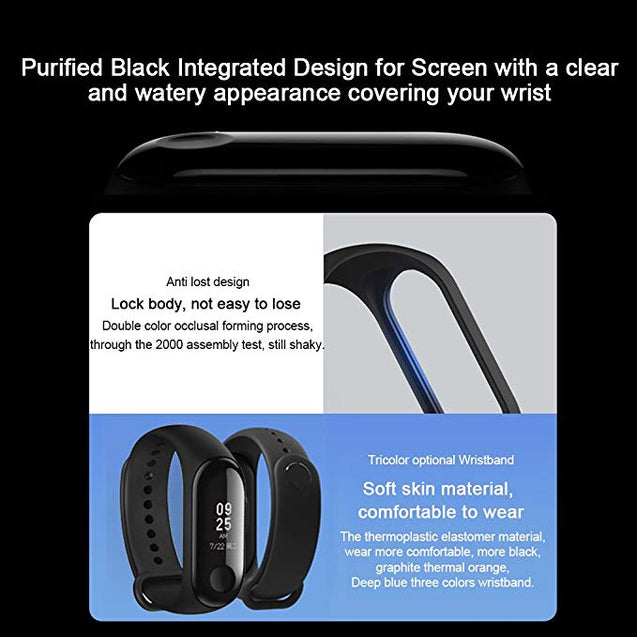 Xiaomi Mi Band 3 Smart watch - Deal&Share South Africa Online Shopping Store