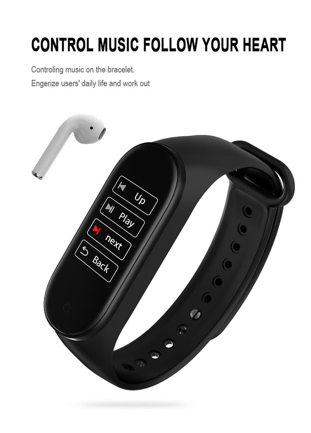 New M4 Smartwatch Waterproof Fitness Tracker - Deal&Share South Africa Online Shopping Store