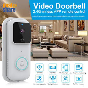 B60 Smart Video Doorbell Wireless Doorbell Camera - Deal&Share South Africa Online Shopping Store