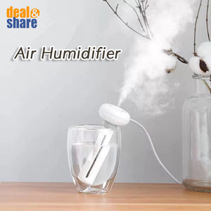 Donut Dismountable Air Humidifier - Deal&Share South Africa Online Shopping Store