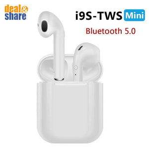 i9s TWS Wireless Bluetooth Earphone - Deal&Share South Africa Online Shopping Store