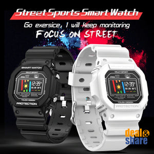 X12  Waterproof Sport Smartwatch  🔥🔥Buy 1 Get 1 at 20% off🔥🔥 - Deal&Share South Africa Online Shopping Store