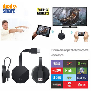 G4 Chromecast WiFi HDMI Dongle - Deal&Share South Africa Online Shopping Store