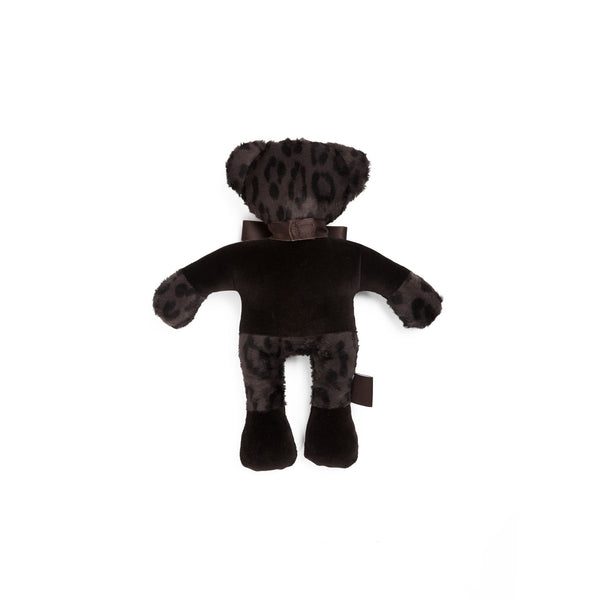 Chocolate Teddy Dog Toy Dark Brown