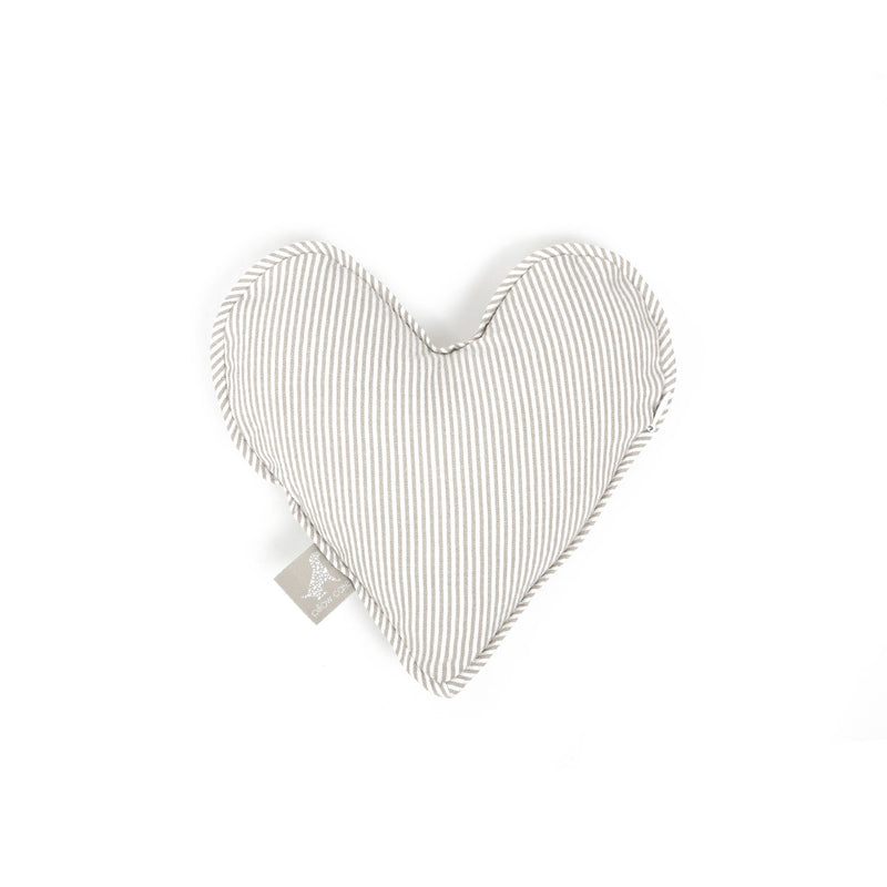 Caramel Heart Dog Toy Beige-Offwhite