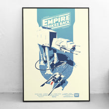Star Wars Empire Strikes Back Print