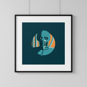 Star Wars Surgical Droid Print