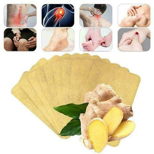 Lymphatic Detox Healing Ginger Patch - Allurstyle