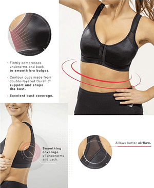 Posture corrector lift up bra