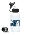 Thirsty Daddy 400ml Aluminium Water Bottle