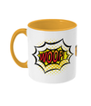Two Toned Woof! Mug