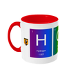 Two Toned Rainbow HOMo Mug