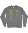 U Organic Cotton Raglan Sweatshirt