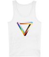 Inclusive Triangle Organic Cotton Vest/Tank Top