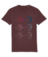 Dumbbells Sports T-Shirt
