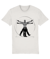 Gay Vitruvian Organic Cotton T-Shirt