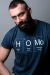 HOMo Periodic Table Organic Cotton T-Shirt