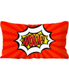 Woof! Rectangular Throw Cushion