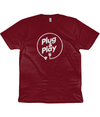 Plug n Play Organic Cotton T-shirt