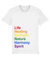 Rainbow Explained Organic Cotton T-Shirt