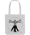 Gay Vitruvian Tote Bag