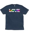Love is Love Organic Cotton T-Shirt