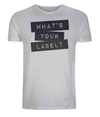 What's your label Organic Cotton T-Shirt