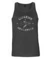 Queens Athletics Organic Cotton Vest