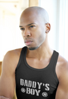 Daddy's BOY Organic Cotton Vest/Tank Top