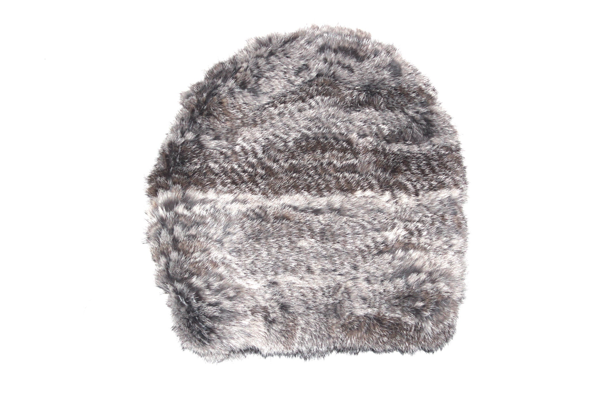ADELE BEANIE-NATURAL GREY