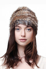 ADELE BEANIE-NATURAL TAN