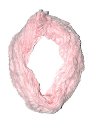 APRIL INFINITY COWL - DUSTY PINK