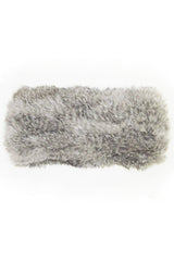 JO HEADBAND- NATURAL GREY