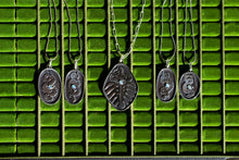 Load image into Gallery viewer, Serpent Talisman Necklace #2