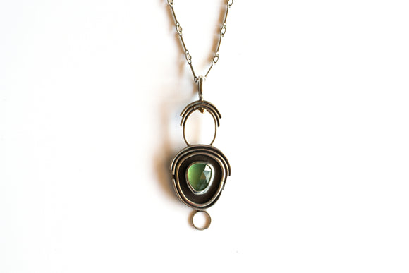 Peridot- Spirit Guide Necklace