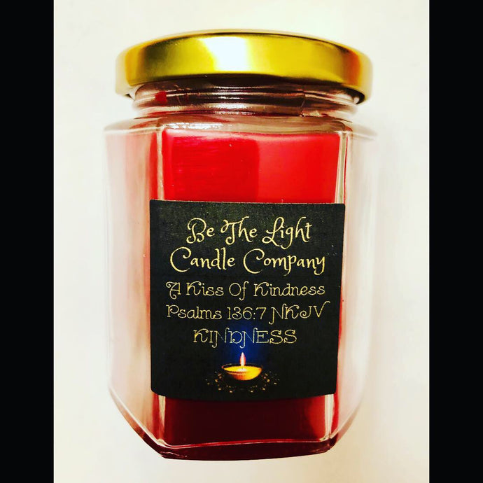 A Kiss Of Kindness Candle