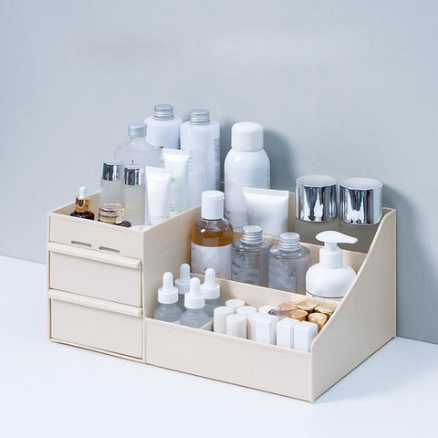 Desktop Makeup Organiser