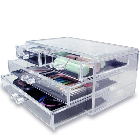 Makeup 3 layer Drawer holder