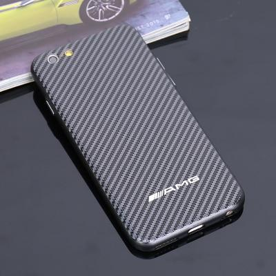 AMG Carbon Fiber iPhone Case