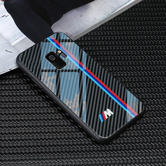 ///M Samsung Carbon Fiber Cases