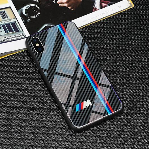 BMW ///M Carbon Fiber iPhone Case